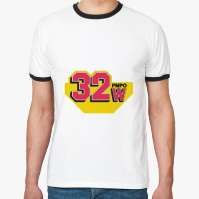Футболка Ringer-T 32W PMPO