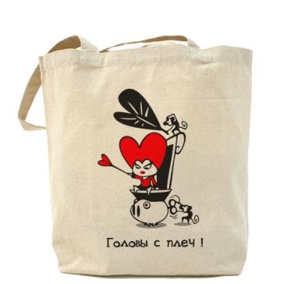 Сумка сумка Красная королева