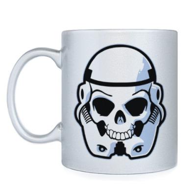 Кружка Trooper Skull
