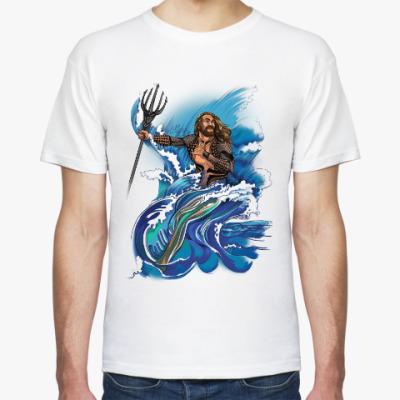 Футболка Jason Momoa as Aquaman