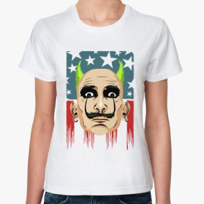 Классическая футболка Prodigy Dali