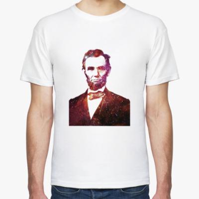 Футболка Линкольн