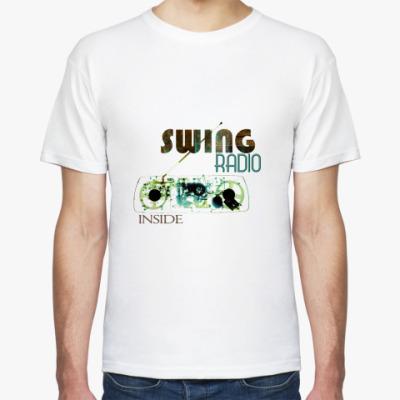 Футболка SWING RADIO