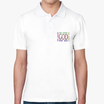 Рубашка поло GOD