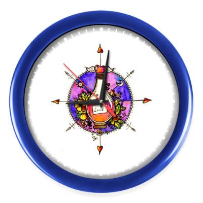 Настенные часы Эликсир