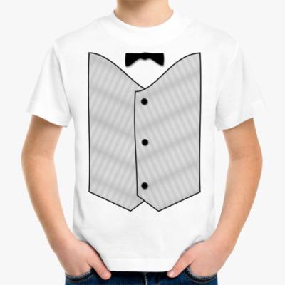 Детская футболка Жилет м.4