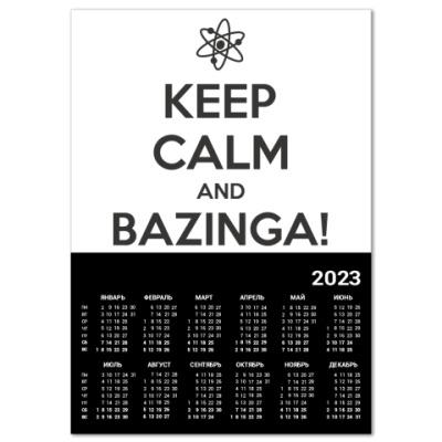 Календарь  BAZINGA!