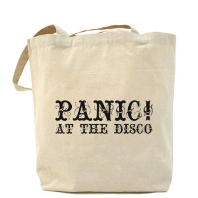 Сумка  Panic!At the disco