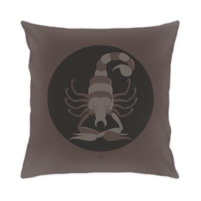 Animal Zen: S is for Scorpion