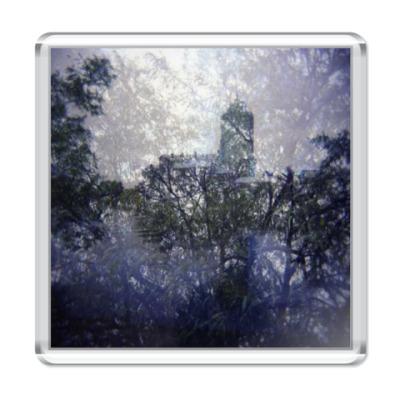 Магнит  'Небесный замок'