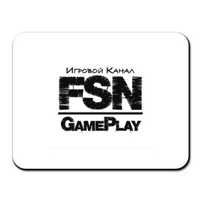 Коврик для мыши GamePlayFSN