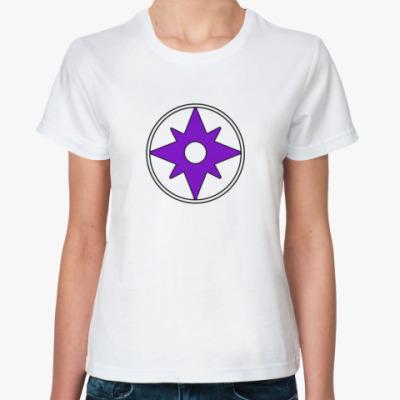 Классическая футболка VioletLantern