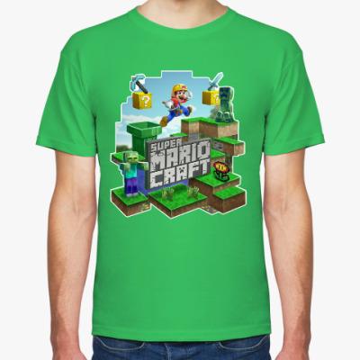 Футболка Super Mario Craft