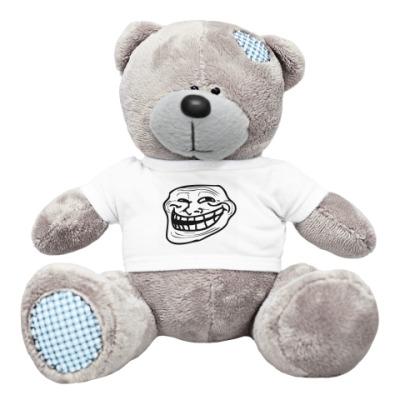 Плюшевый мишка Тедди Trollface