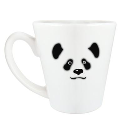 Чашка Латте Панда