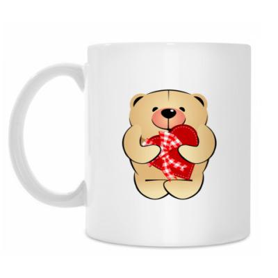 Кружка Медведь