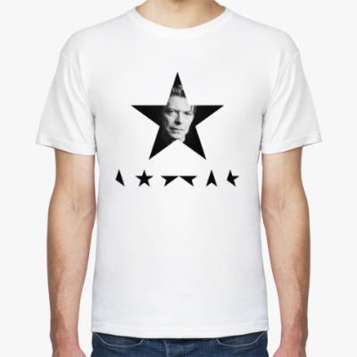 Футболка David Bowie Blackstar