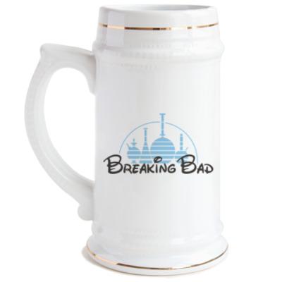 Пивная кружка Breaking Bad Chemistry