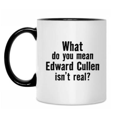 Кружка 'Эдвард Каллен существует?'
