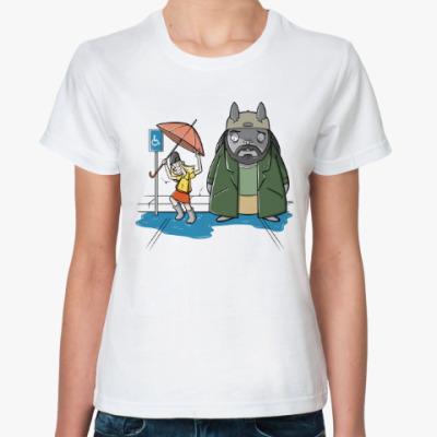Классическая футболка Джей и молчаливый Боб