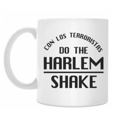 Кружка Harlem shake