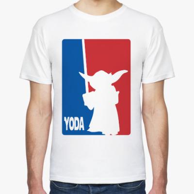 Футболка Йода (Звёздные войны)
