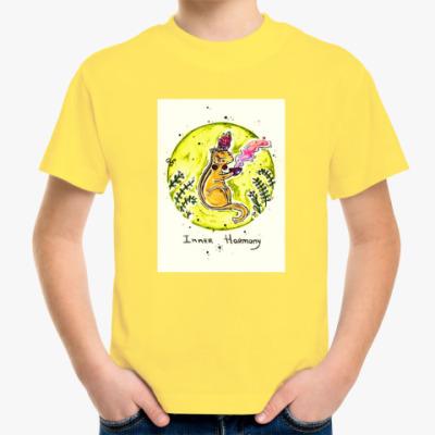 Детская футболка Бурундук