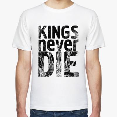 Футболка Kings Never Die. Eminem