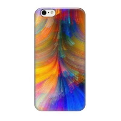Чехол для iPhone 6/6s Абстракция