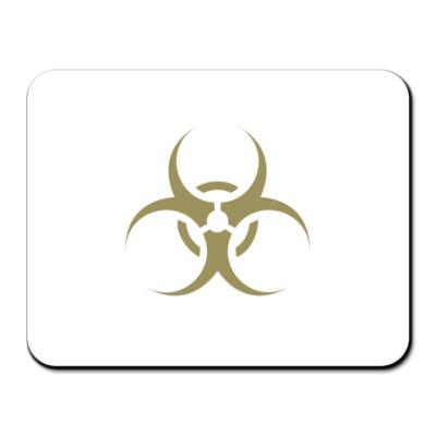 Коврик для мыши  Biohazard