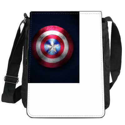 Сумка-планшет Капитан Америка