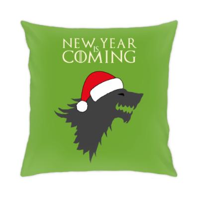 Подушка Новогодняя Игра престолов