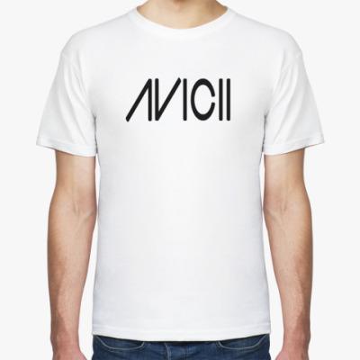 Футболка  'Avicii'