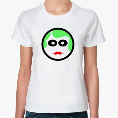 Классическая футболка  Joker