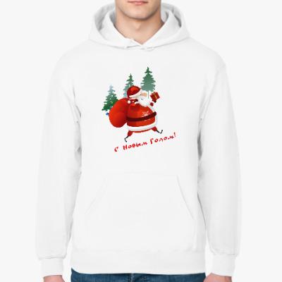 Толстовка худи Дед Moroz