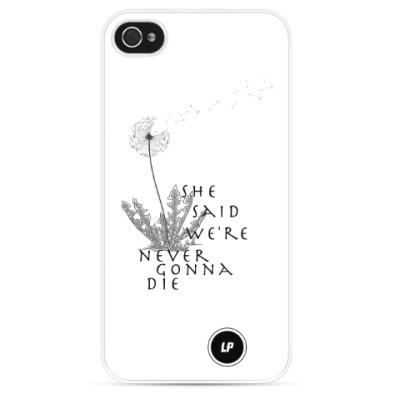 Чехол для iPhone Death Valley