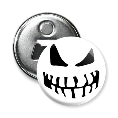 Магнит-открывашка  Зомби/Привидение