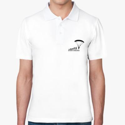 Рубашка поло Skydive Evolution