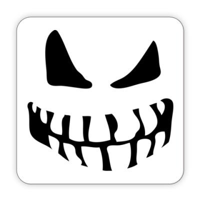 Костер (подставка под кружку) Зомби/Привидение