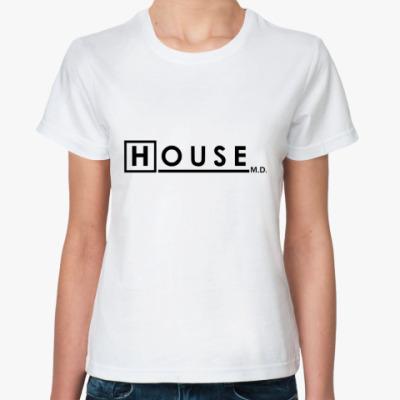 Классическая футболка House