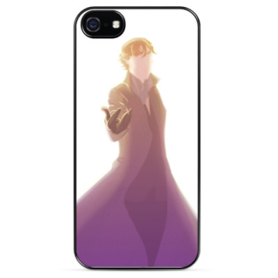Чехол для iPhone Шерлок
