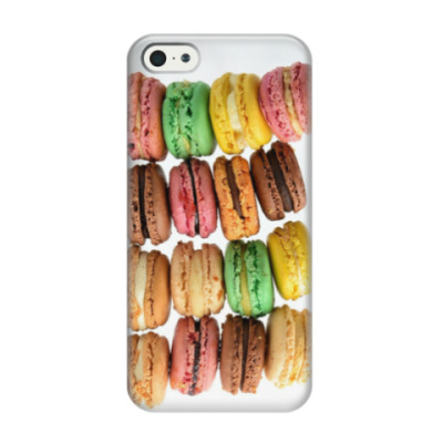 Чехол для iPhone 5/5s macarons