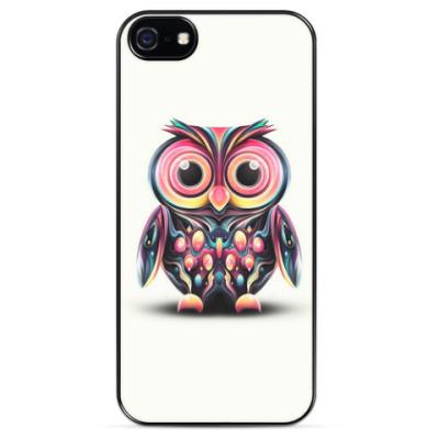 Чехол для iPhone Милая сова