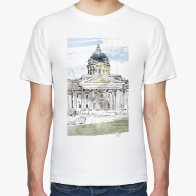 Футболка Казанский собор