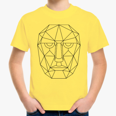 Детская футболка Суровый полигон