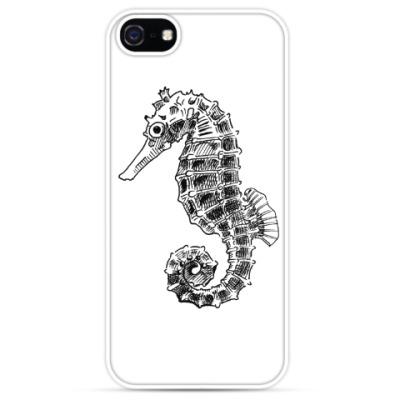 Чехол для iPhone Морской Конек