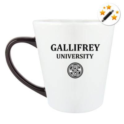 Кружка-хамелеон Gallifrey University