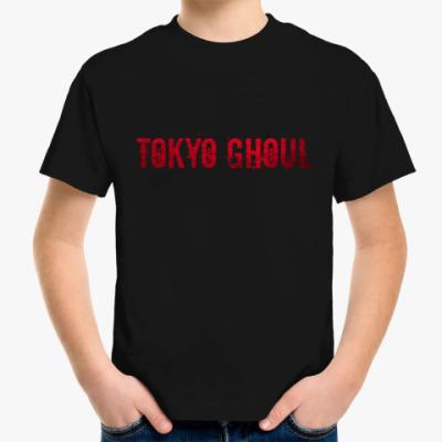 Детская футболка Tokyo Ghoul