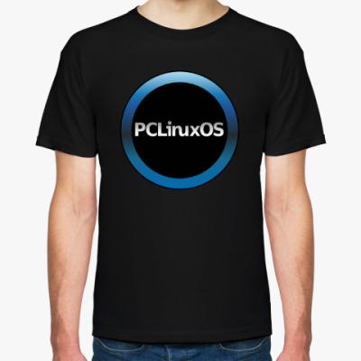 Футболка PCLinuxOS
