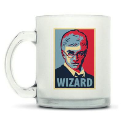Кружка матовая Wizard
